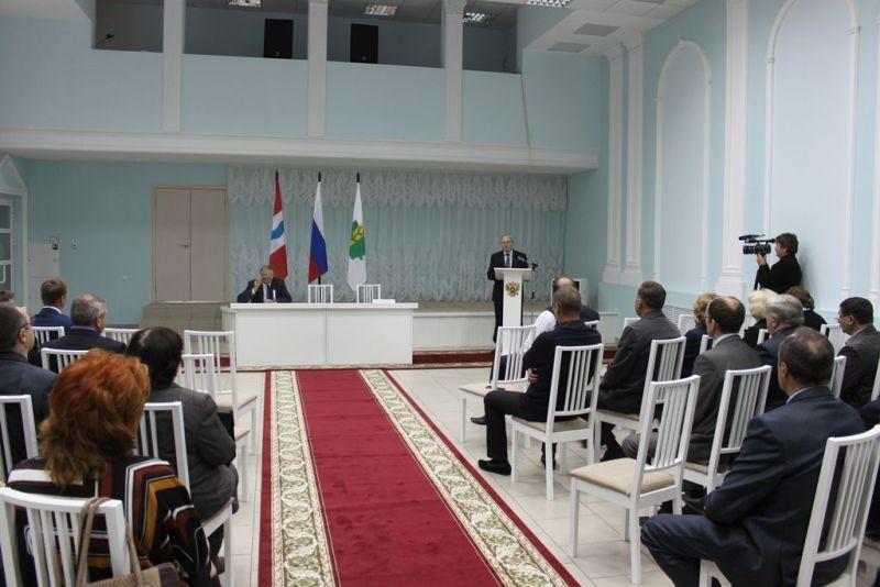 Марьяновка депутаты