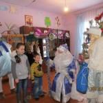 «Мобильный детский сад» устроил праздник для детей