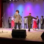 Омские полицейские привезли в Марьяновский район концертную программу