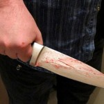 Получил от друга на 23 февраля ножом в живот