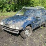 Марьяновский подросток угнал автомобиль