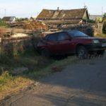 Марьяновские подростки продолжают угонять автомобили