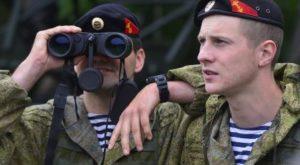 Служба по контракту марьяновка