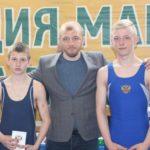 Марьяновские борцы успешно выступили на турнире
