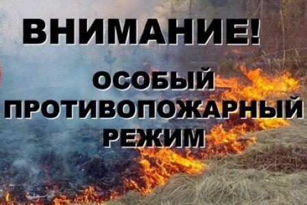 опожарный режим в Марьяновке