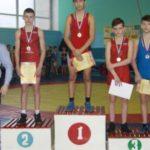 Марьяновские борцы успешно выступили на областном турнире