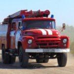 📛  В Марьяновском районе Омской области в результате пожара погибла женщина
