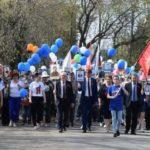 9 мая в Марьяновском районе
