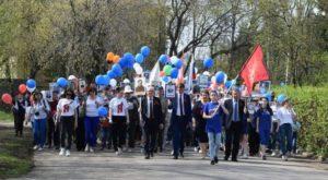 Марьяновка 9 мая