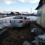 Житель Марьяновского района угнал автомобиль